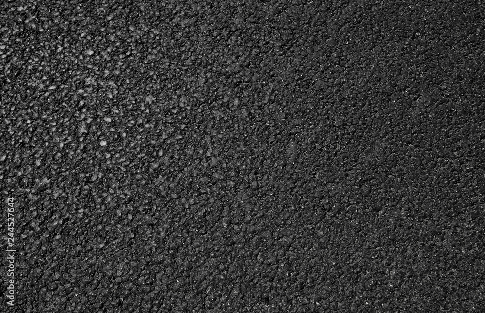 Fototapeta Black asphalt road texture background