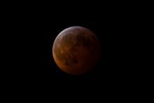 Super Blood Wolf Moon Lunar Eclipse - January, 2019