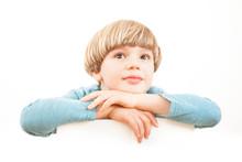 Imaginative And  Curious Boy -...
