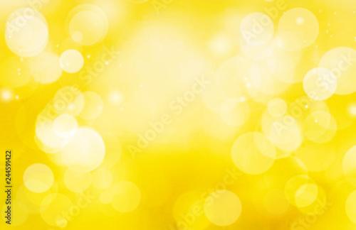 Obraz Yellow background blur - fototapety do salonu