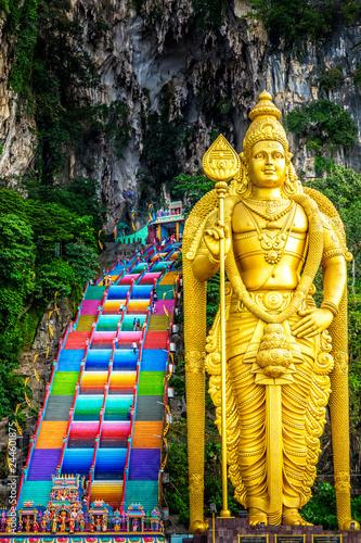 Canvastavla Batu Caves, Kuala Lumpur