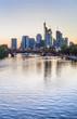 Frankfurt vertical panorama