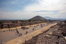 San Juan Teotihuacan, Mexico.