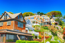 Sausalito Is A City In Marin C...