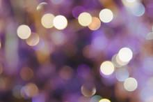 Purple Background Bokeh