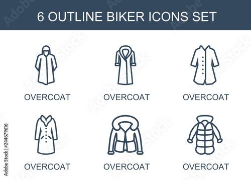 Fotografie, Obraz  biker icons