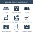 director icons