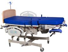 Modern Hospital Equipment Isolated On White Background