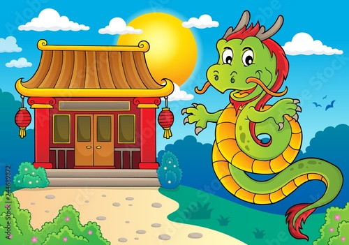 Chinese dragon topic image 2