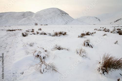 Fotografía Findhorn valley in Scotland