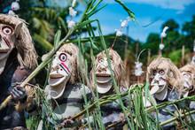 Baining Mask Papua New Guinea