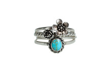Women's Silver Rings