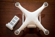 Dirty Drone Without Propellers...