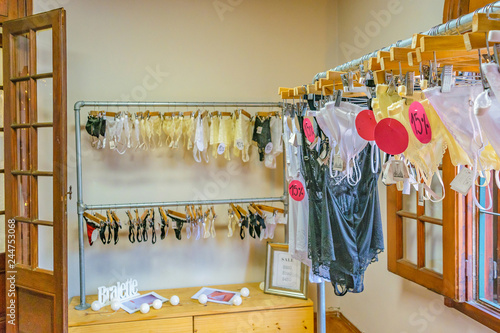 Small Clothing Store Business Interior View Buy This Stock Photo And Explore Similar Images At Adobe Stock Adobe Stock