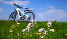 Mit Dem E Bike In Den Frühling