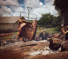 Costelão No Fogo De Chão Barbecue