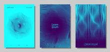 Abstract Backgrounds With 3d Effect.