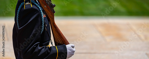 Fotografia  A Soldier