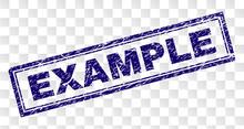 EXAMPLE Stamp Seal Watermark W...