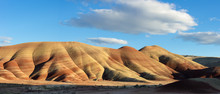 Oregon's Painted Hills Panoramic