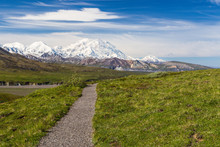 Eielson View, Denali National Park, Alaska, United States