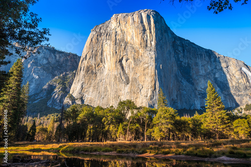 El Capitan, Yosemite National Park, California Canvas Print