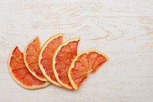 Dried (dehydrated) Grapefruit ...