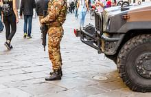 Italian Military Police In Ful...
