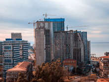 Housing Development In Batumi City, Georgia