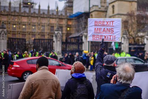 Fototapeta Brexit obraz
