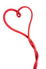 Heart Shaped Shoe Lace