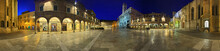 Ascoli Piceno, Piazza Del Popolo A 360 Gradi