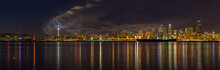 The Skyline Of Seattle - The M...