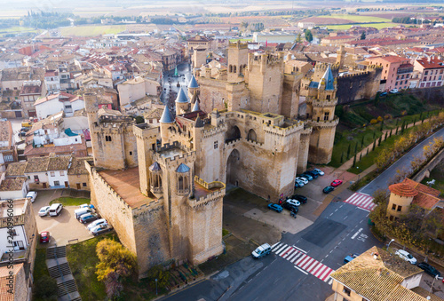 Palace of Kings of Navarre of Olite, Spain