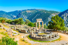 Ruins Of Temple Of Athena Pron...