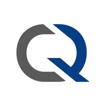 Letter C Q Vector Logo