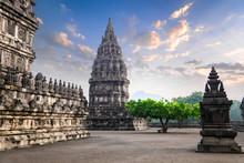 Amazing Prambanan Temple Again...
