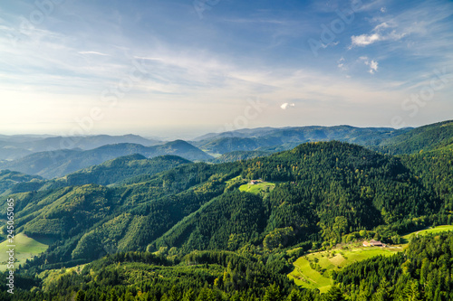 Photo  Blackforest in Germany