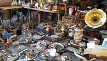 Antiques For Sale At The Famou...