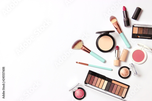 professional makeup tools Wallpaper Mural