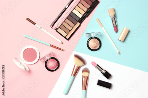 Fotografía  professional makeup tools