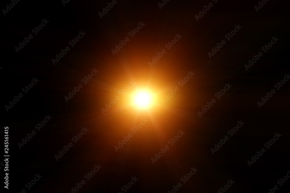 Fototapety, obrazy: Sun Lens Flare Overlays, Rainbow overlays photoshop overlays