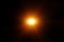 Sun Lens Flare Overlays, Rainb...