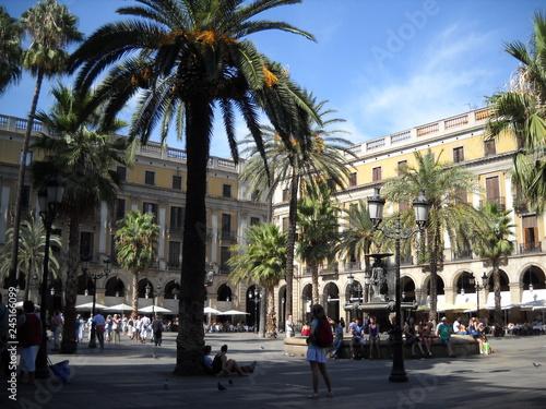 Staande foto Barcelona Barcellona