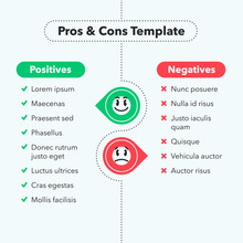 Simple Infographic For Pros An...
