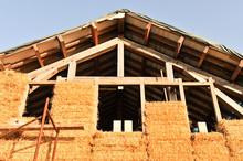 Architecture Construction Paille