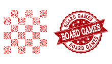 Collage Chess Board Created Wi...