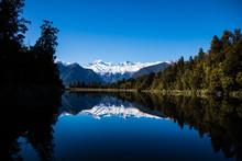 Lake Matheson Fox Glacier New ...