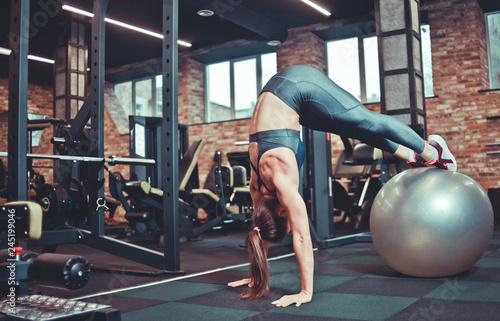 Tablou Canvas Balance, strength concept