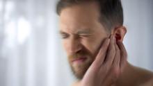 Man Feels Pain In Middle Ear, ...